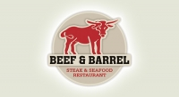 Beef & Barrel Logo