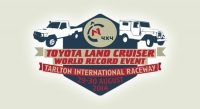 Tarlton Raceway Toyota Land Cruiser Record Attempt Logo