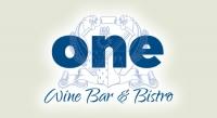 ONE Wine Bar Logo