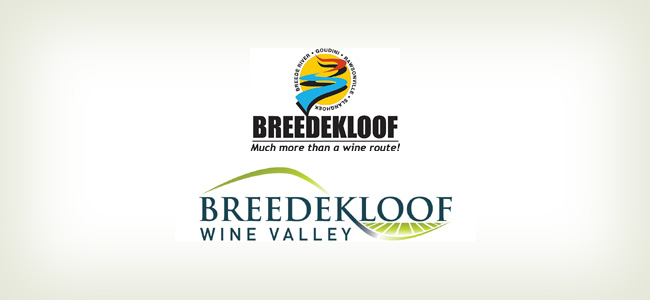 New logo for Breedekloof Wine Valley