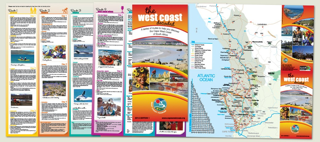 West Coast Decoded Brochure 2014