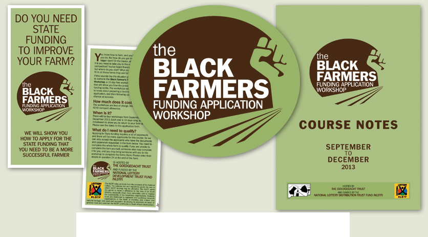 Black Farmers Workshop Logo