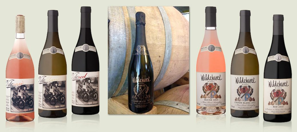 Wildehurst Wines Range