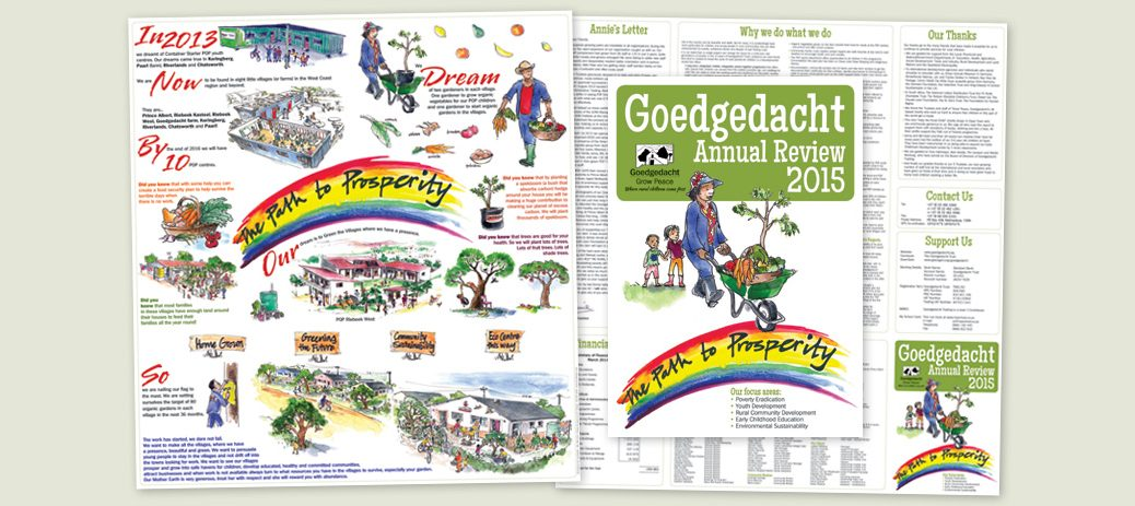 Goedgedacht Annual Review 2015